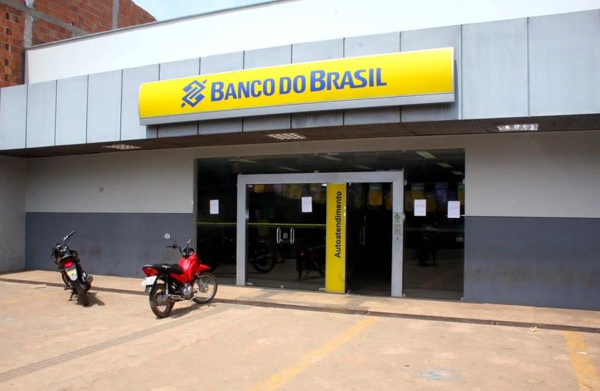 Resultado de imagem para Banco do Brasil Santa Luzia do Tide